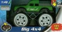 Monster truck 4x4 z dźwiękiem 1:48