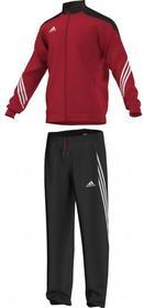 Adidas Dres treningowy męski Sereno 14 PES Unired/Black/Wht roz L D82934) D82934 L