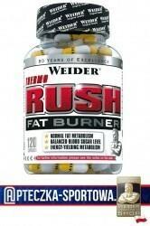 WEIDER Weider Thermo Rush 120 kaps 1FC5-57447