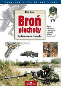 Broń piechoty - Chris Chant