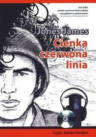 Qes Agency James Jones Cienka czerwona linia. Audiobook