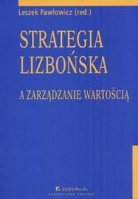 Strategia lizbońska a zarządzanie wartością - Leszek Pawłowicz