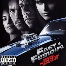 Fast And Furious 4 Szybko i wściekle OST) CD) Universal Music Group