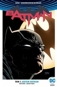 King Tom, Snyder Scott Batman. T.om 1. Jestem Gotham - mamy na stanie, wyślemy natychmiast