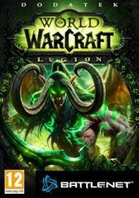 World Of Warcraft Legion BATTLENET