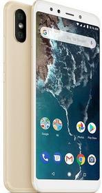 Xiaomi Mi A2 6/128GB Dual Sim Złoty