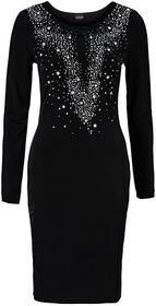 Bonprix Sukienka wieczorowa czarny
