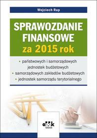 ODDK Wojciech Rup Sprawozdanie finansowe za 2015 rok