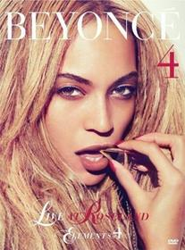 Beyonce Live At Roseland Elements Of 4 2 DVD)