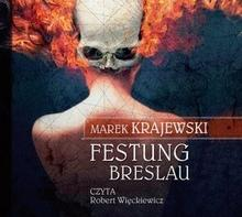 Biblioteka Akustyczna Festung Breslau (audiobook CD) - Marek Krajewski