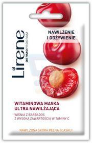 Dr Irena Eris Witaminowa maska ultra nawilżająca 8 ml
