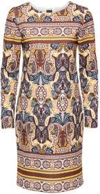 Bonprix Sukienka kolorowy