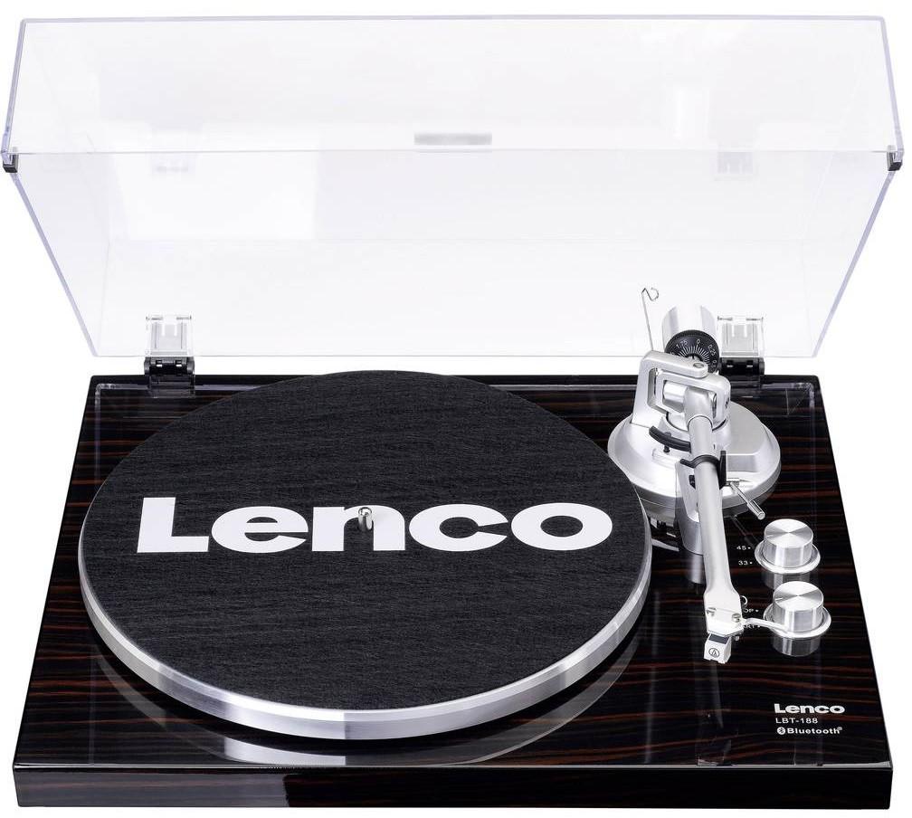 Lenco LBT-188 WA Ciemnobrązowy (LBT-188-WA ORZECH)