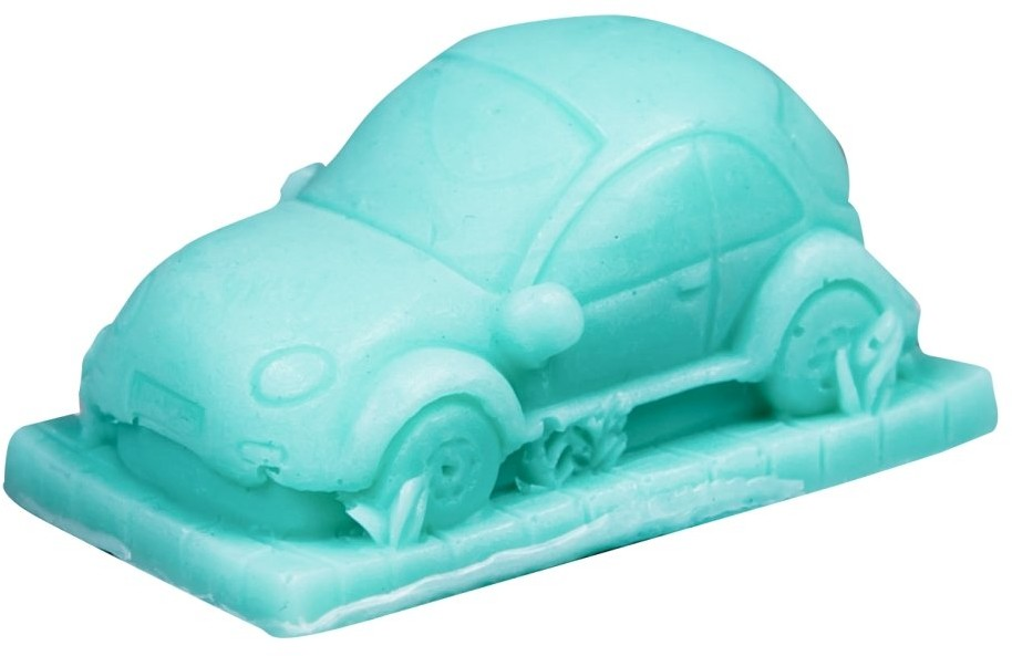 LaQ LaQ, Happy Soaps, naturalne mydło glicerynowe Pan Samochodzik, 60 g
