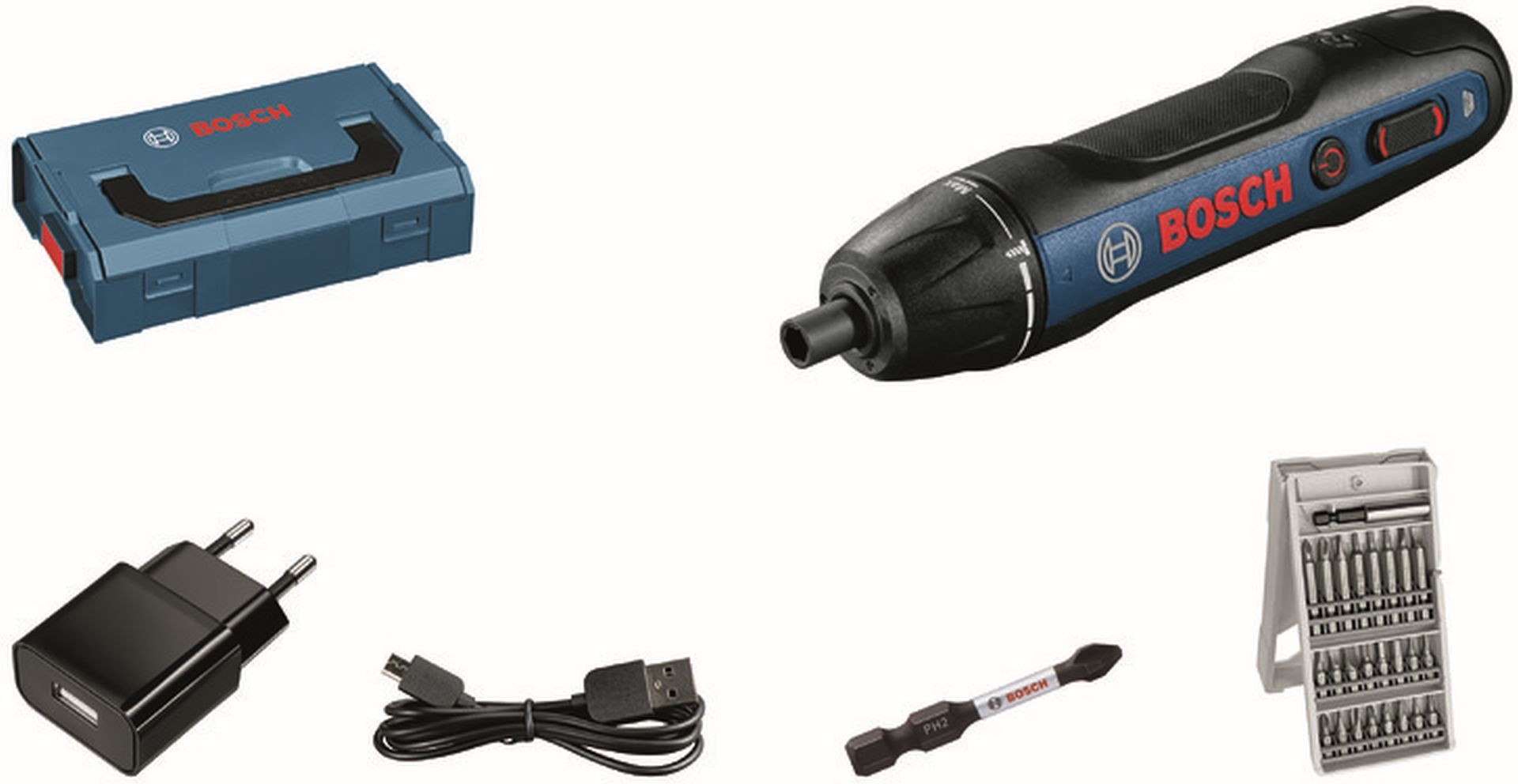 Bosch GO Professional Wkrętarka akumulatorowa 3,6V | 06019H2101