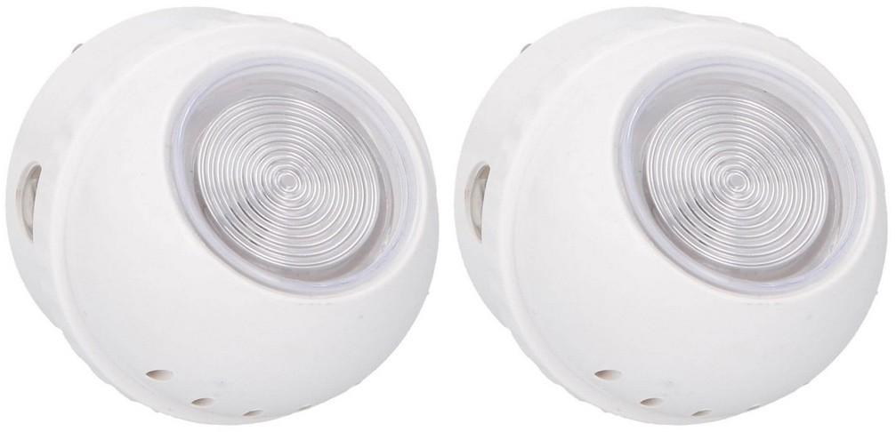 Grundig Grundig 149 - ZESTAW 2x LED Nocne światełko do gniazdka LED/0,4W/230V