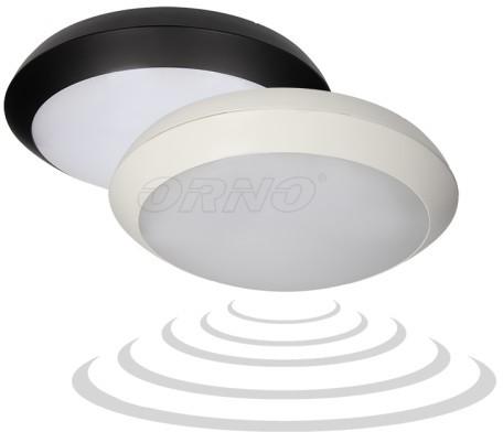 Orno Plafoniera Lampa PASAT LED 20W 350 z czujnikiem OR-PL-6045WLPMM4