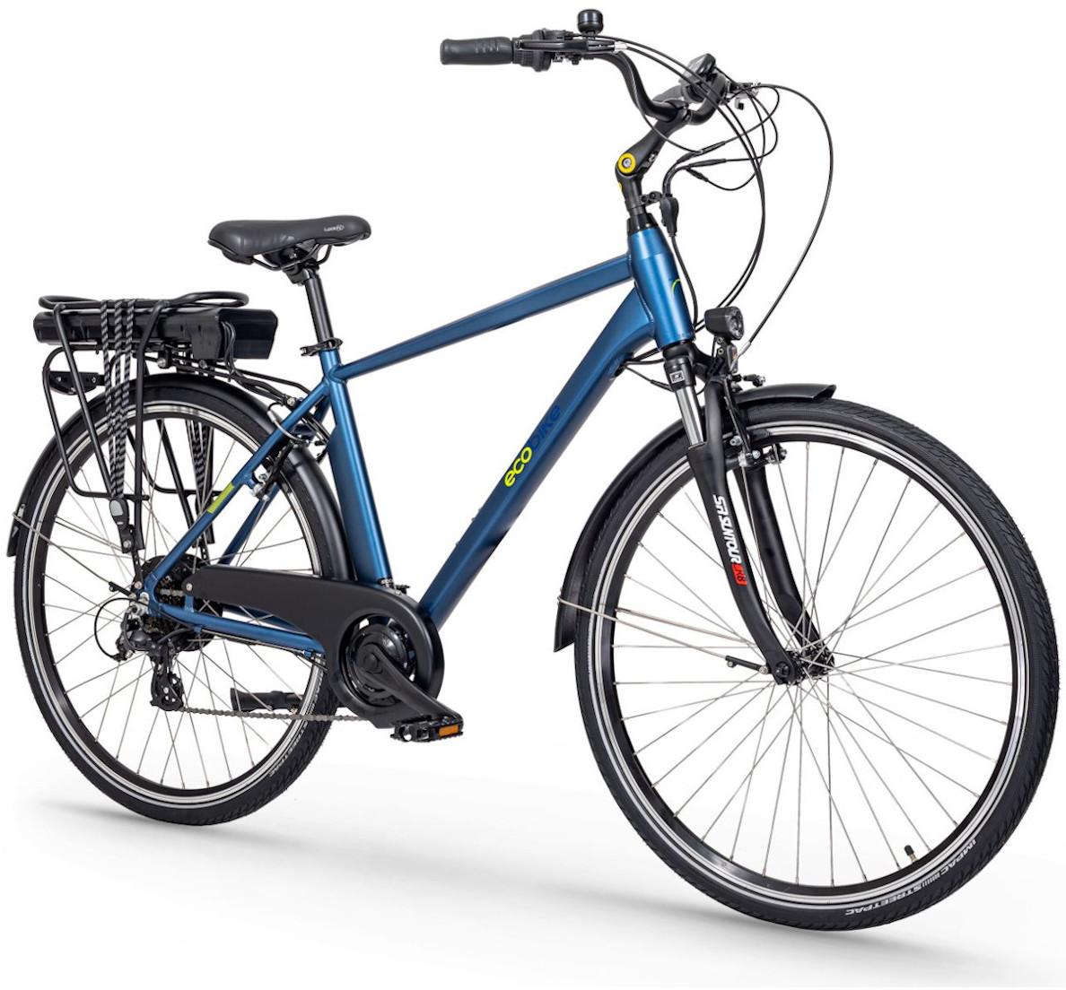 Ecobike Rower elektryczny Trafik Man 28