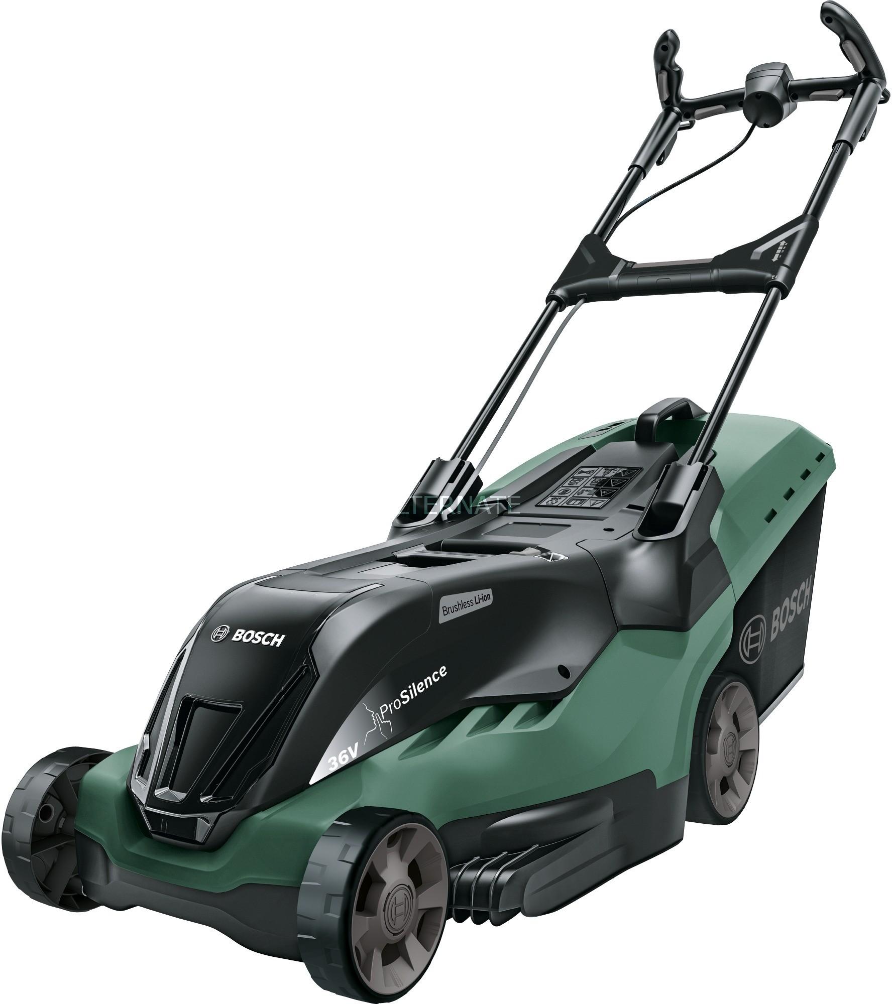 Bosch AdvancedRotak 36-750 Czarny, Zielony Bateria, kosiarka do trawy 4059952526911