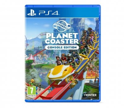 Planet Coaster Console Edition (GRA PS4)
