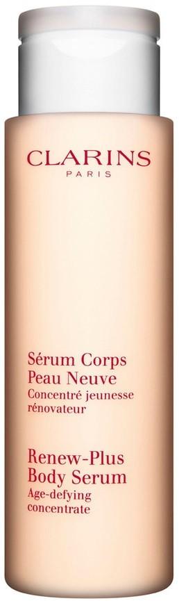 Clarins Serum Corps Peau Neuve Balsam do ciała serum odmładzające do ciała 200ml