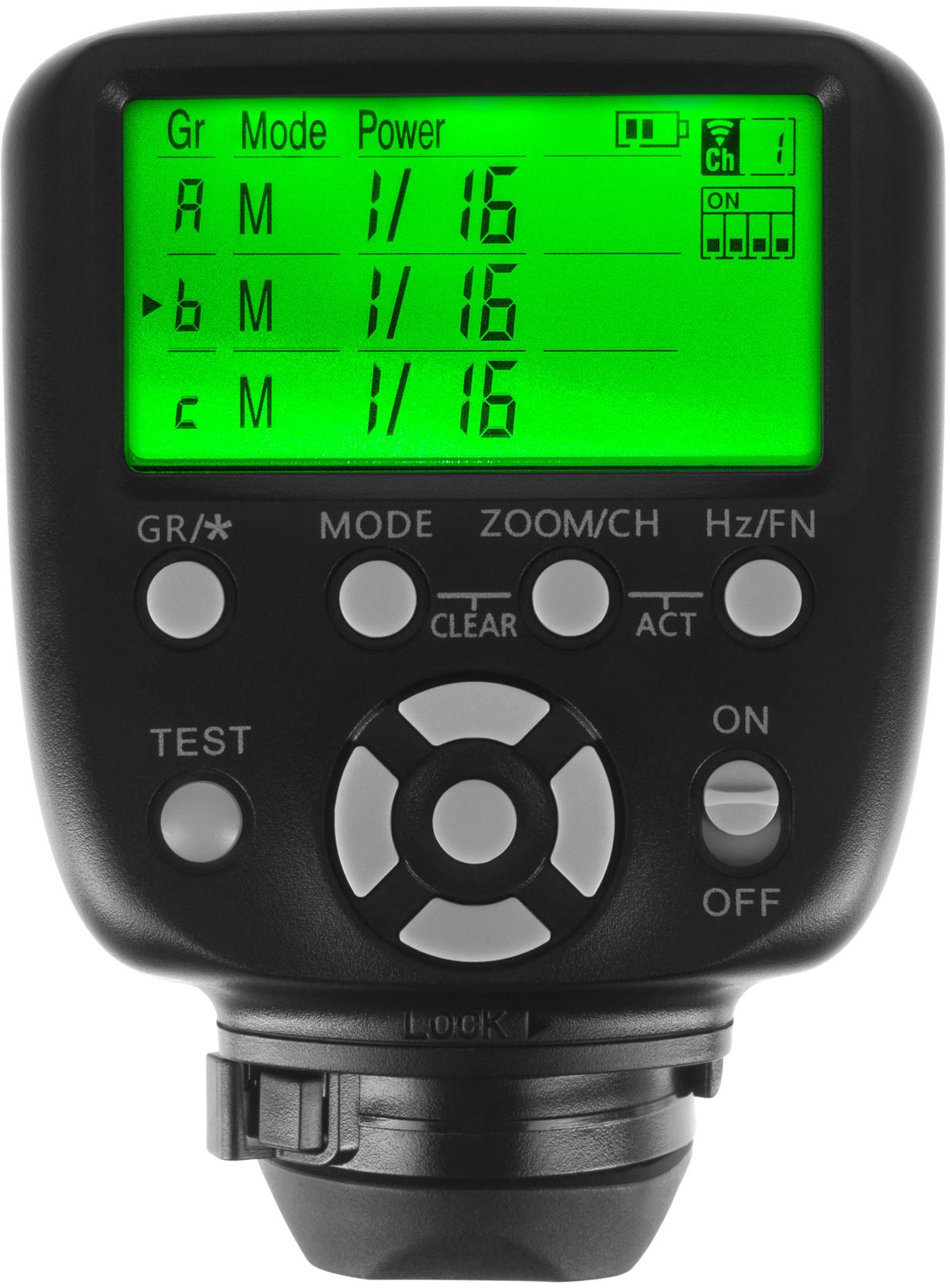 YONGNUO Sterownik YN560-TX II do Canon YN560-TX II YN560-TX II