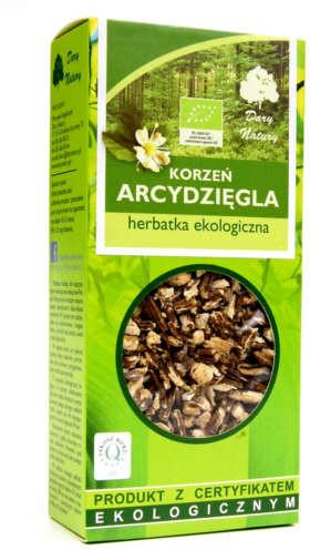 Dary Natury herbatki BIO HERBATKA Z KORZENIA ARCYDZIĘGLA BIO 100 g - 5902741007568