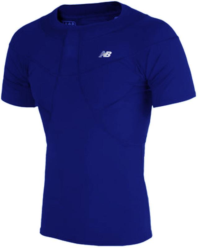 New Balance Koszulka kompresyjna - WSTM755PNB