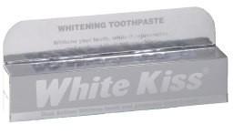 White Kiss Toothpaste 50ml pasta wybielająca i odświeżająca oddech