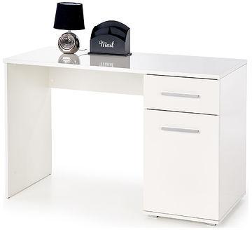 Halmar CLAUDE biurko białe (1p=1szt)