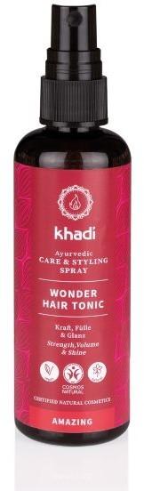 Khadi Wzmacniająca mgiełka do włosów Khadi - pielęgnacja i stylizacja 100ml