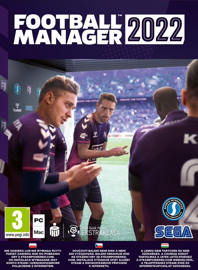 Football Manager 2022 (GRA PC)