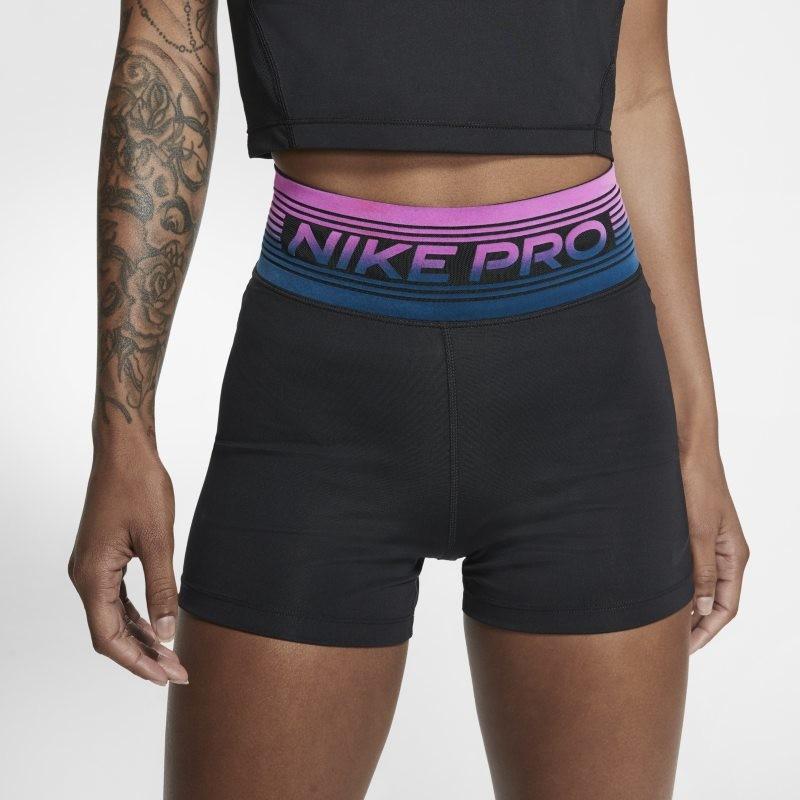 Nike Spodenki damskie Pro - Czerń CJ3717-010