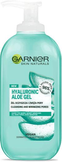 Garnier Garnier Hyaluronic Aloe Gel Oczyszczający żel do mycia twarzy 200ml