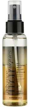 Avon Advance Techniques Supreme Oils intensywnie odżywiający spray z luksusowymi olejkami do wszystkich rodzajów włosów 100 ml