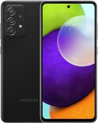 Samsung Galaxy A52 128GB Dual Sim Czarny