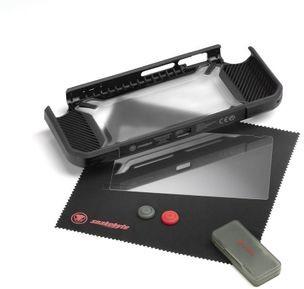 Snakebyte snakebyte zestaw Etui Nintendo Switch z akcesoriami czarne Tough:Kit Black SB913525