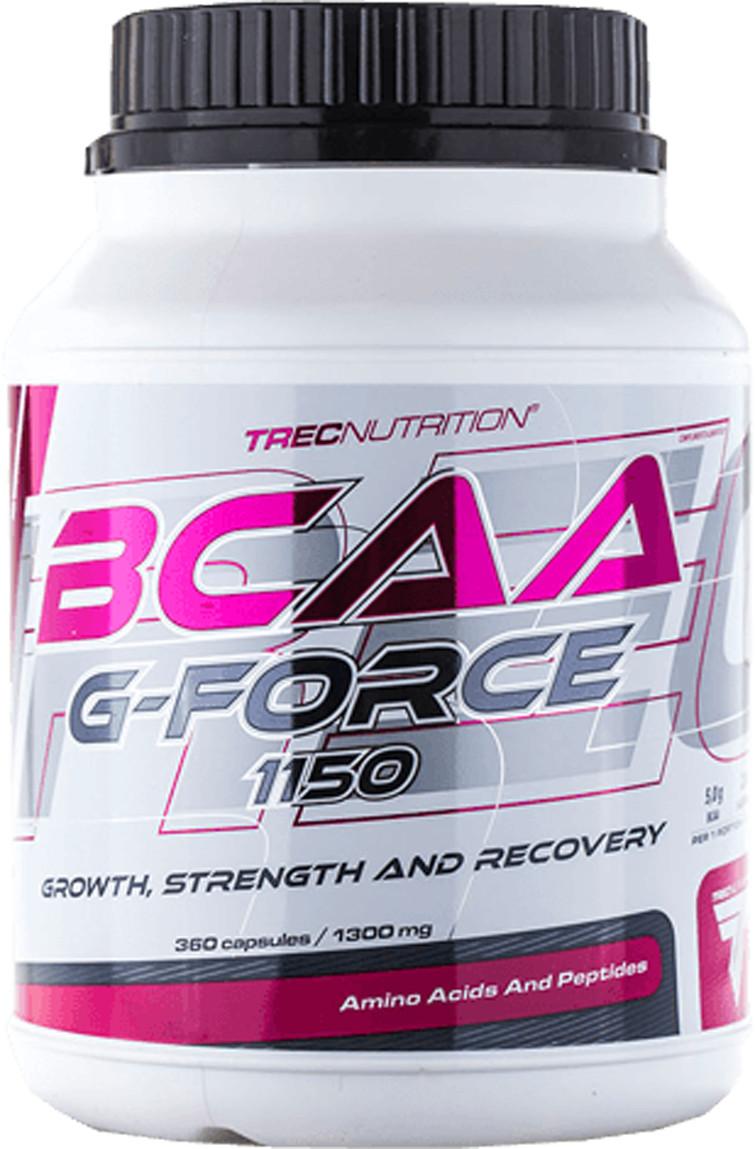 Trec BCAA G-Force 1150 360kap. (TREC BCAA GFORCE360)