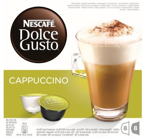 Nescafe DOLCE GUSTO CAPPUCCINO 16 kapsułek