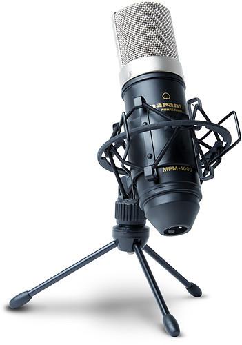marantz Mikrofon pojemnościowy MARANTZ MPM1000