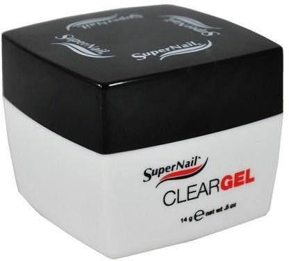 SuperNail Żel Clear Gel 14 g