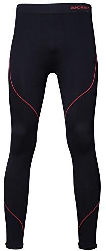 Sundried Mężczyźni Sport Gym legginsy Made in Portugal firmy klasy premium Sport materiału Designer Fitness gimnastyka ubranie spodenki do biegania dla joga sport, czarny, S La technologie anti-odeurs
