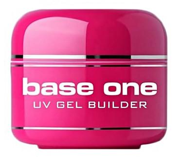 Silcare Base One Pink UV żel budujący, 50g