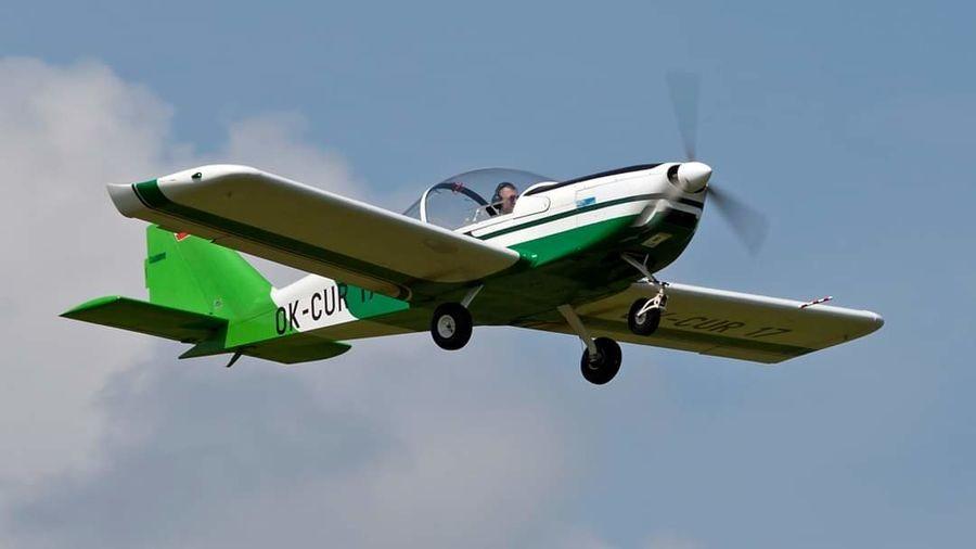 Szkolenie wstępne na pilota samolotu ultralekkiego Szczecin-60 minut LSUZPSZ60