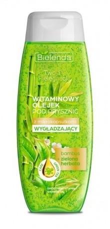 Bielenda Twoja Pielęgnacja olejek pod prysznic Bambus & Zielona Herbata 440g 58826-uniw