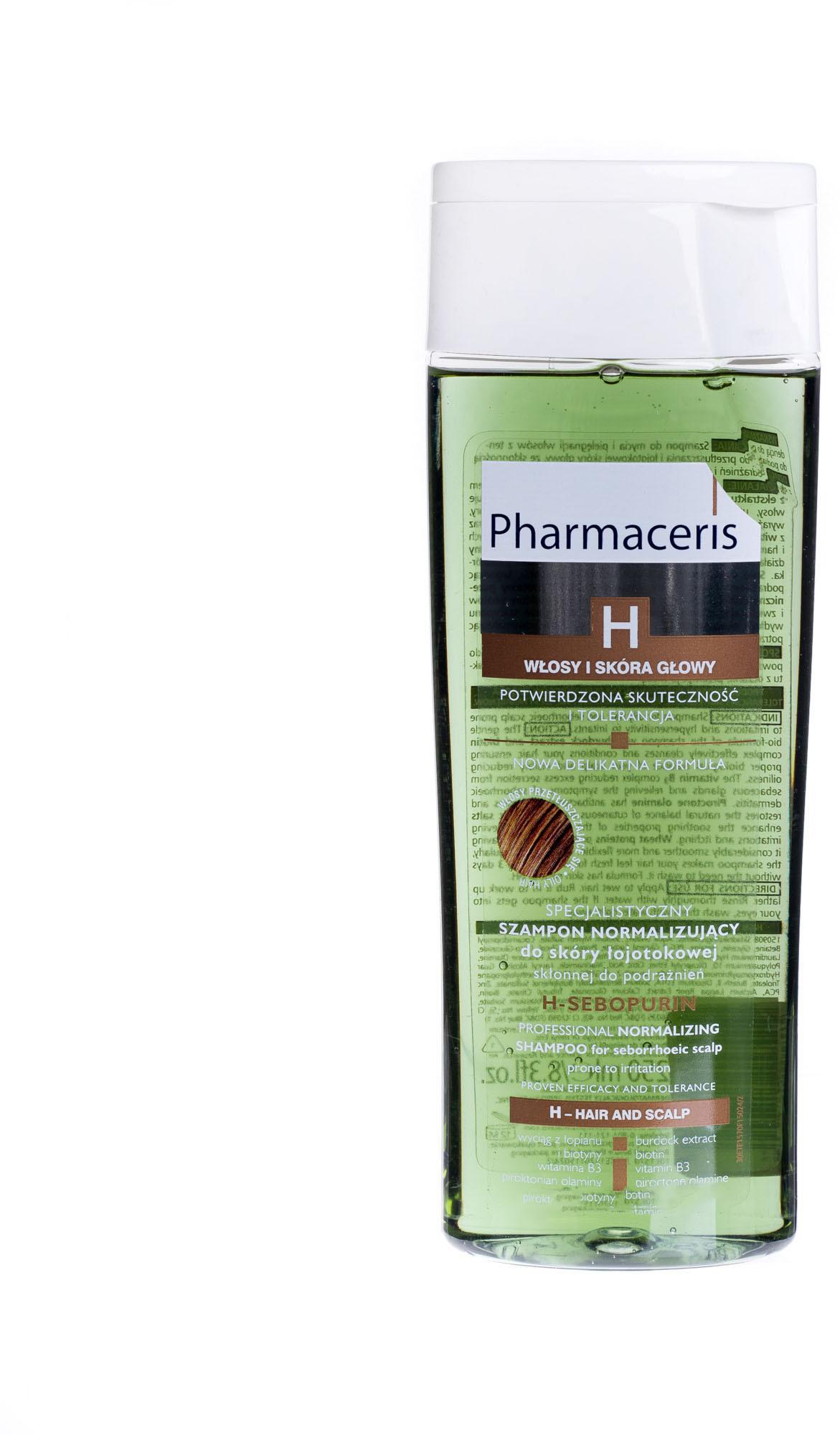 Pharmaceris H-SENSITONIN Specjalistyczny Szampon Kojący do skóry wrażliwej 250ml