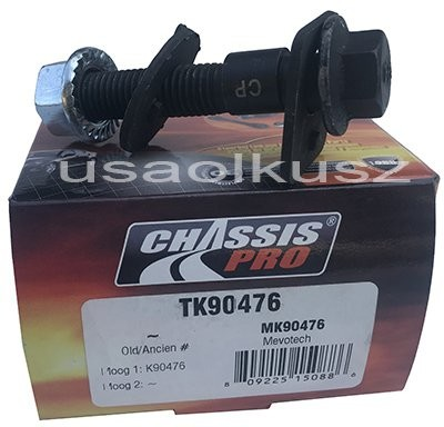 ChassisPro Śruba regulacji kąta pochylenia koła Acura EL 2003-2005 TK90476