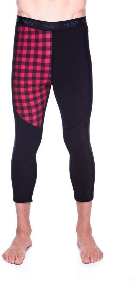 Majesty bielizna aktywna Surface Pants Lumberjack LUMBERJACK) rozmiar S