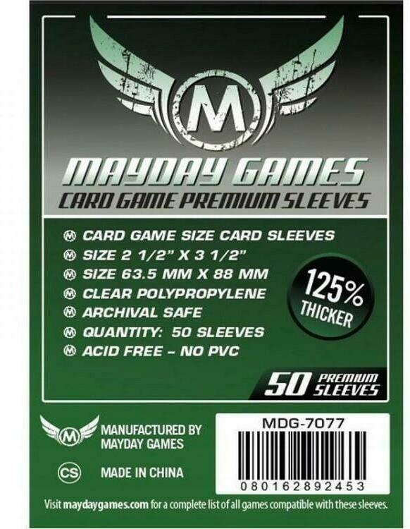 Mayday Games Koszulki Standard Ccg 635x88