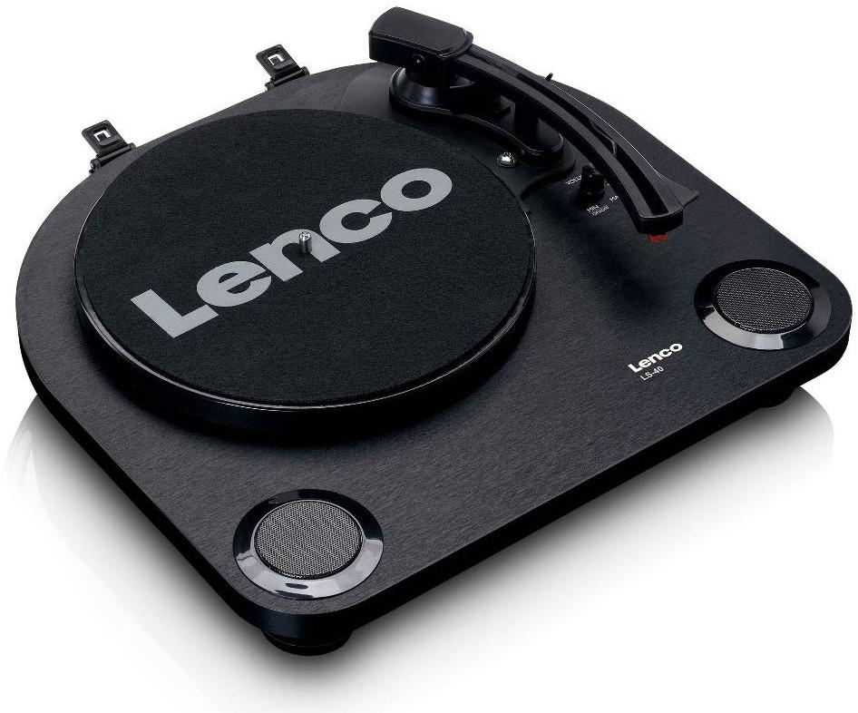 Lenco LS-40 czarny